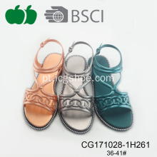 Mais populares Lady Fashion New Summer Sandals